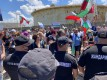 Tensions in Bulgaria rise as protesters and police clash in Rosenec beach