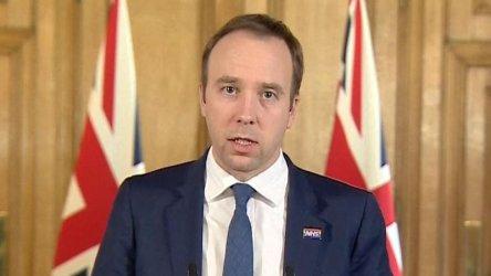 Великобритания е обезпокоена от втора вълна на коронавируса в Европа