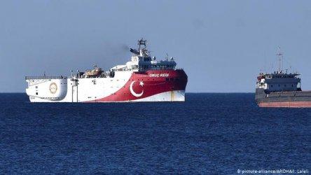 Спор за газ ескалира напрежението между Турция и Гърция