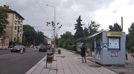 Центърът за градска мобилност може да поеме спирките в София
