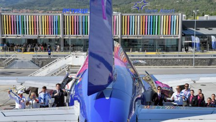 """""""Уиз Еър"""" с трети самолет и 9 нови маршрута от летище """"Варна"""" през юли"""
