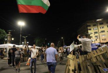 Протестът в 34-тия ден: Това е нашата Шипка