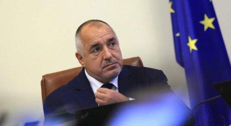 Борисов: Оставка, но при избори за Велико Народно събрание и нова конституция   (видео и пълен текст)