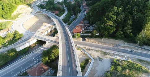 ЕК се отказа да санкционира бавния строеж на обходния път на Габрово