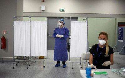 Отново ръст на заразените с Covid-19 в Гърция