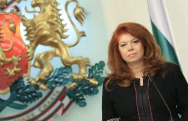 Илияна Йотова: Младите хора са по площадите не се борят за власт, а за родината