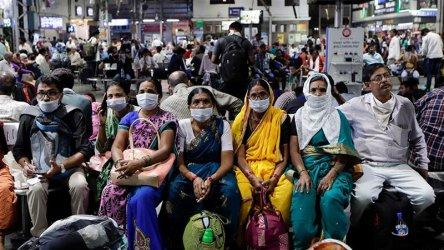 В Индия близо 61 000 нови заразени с коронавируса, в Бразилия - над 52 000