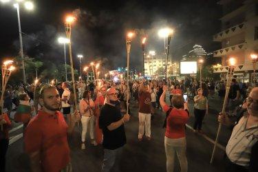 Ден 32-ри: Блокади в София, блокади в страната