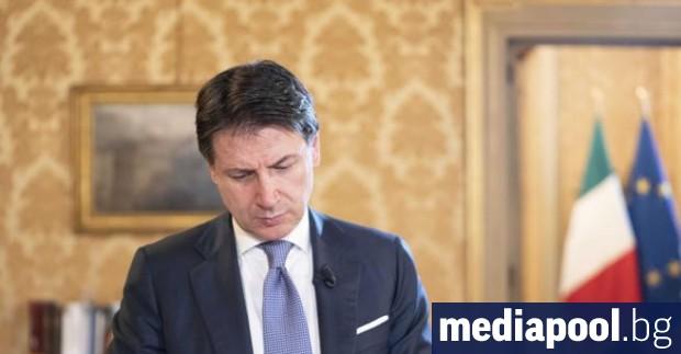 Тази седмица е забележителна за министър-председателя на Италия Джузепе Конте.