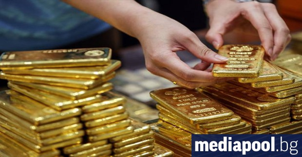 Цената на златото днес обнови историческия си максимум, достигайки 2031,14