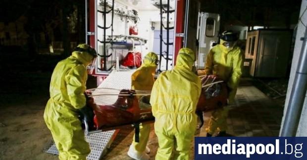 През последното денонощие в Румъния са потвърдени 1182 нови случая