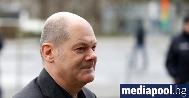 Германската социалдемократическа партия номинира финансовия министър Олаф Шолц за свой