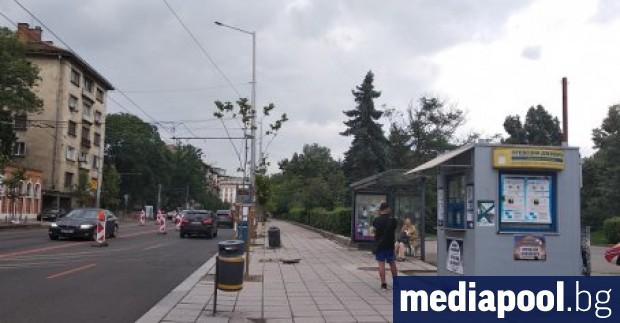 Центърът за градска мобилност може да поеме поддръжката на спирките