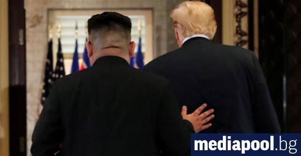 Севернокорейският лидер Ким Чен-ун определил отношенията си с президента на