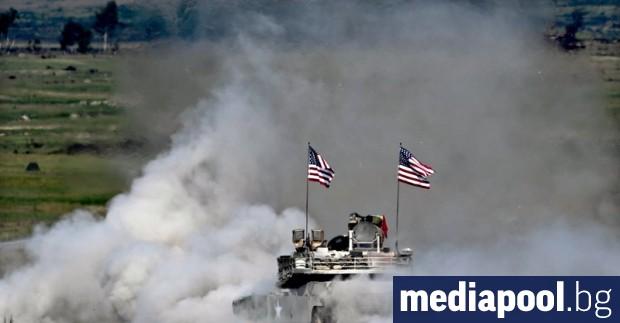 САЩ се стремят към засилване на военното присъствие на източния