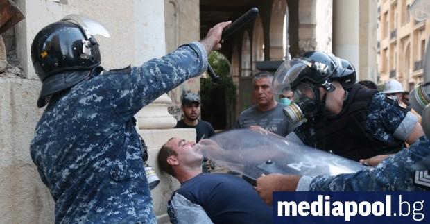 Няколко часа бяха нужни на ливанските специални части за борба