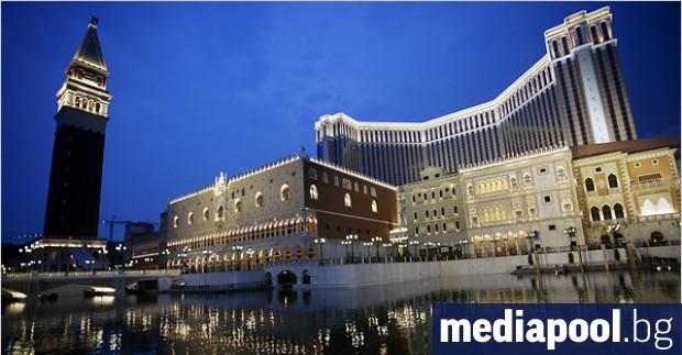 Казината в Макао, най-големия хазартен център в света, са изправени