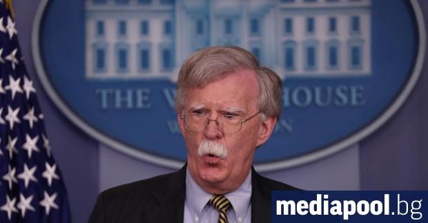 Бившият съветник за националната сигурност на американския президент Джон Болтън