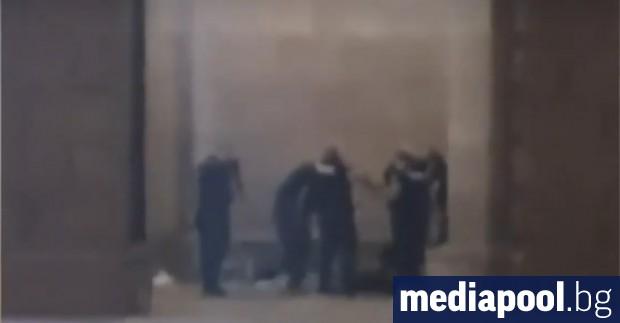 Четирима полицаи ще бъдат наказани за насилието, упражнено срещу протестиращи