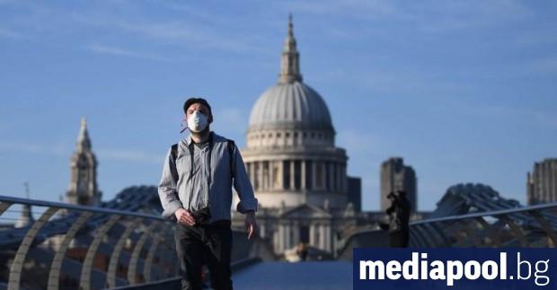 Британското здравно министерство задейства днес в Англия приложението за проследяване