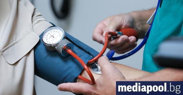 26 на сто от медиците у нас страдат от хипертония,