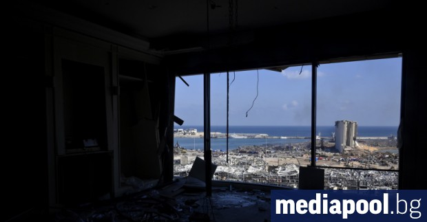 Двойната експлозия с безпрецедентна за историята на Ливан сила, която