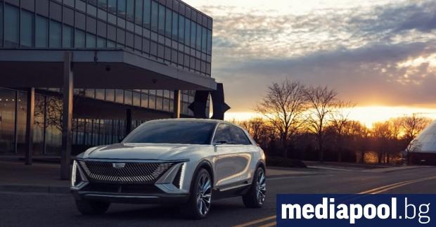 Кадилак (Cadillac), подразделението на Дженерал Мотърс (General Motors) във високия