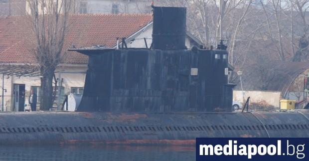 Последната подводница на въоръжение в българския боен флот