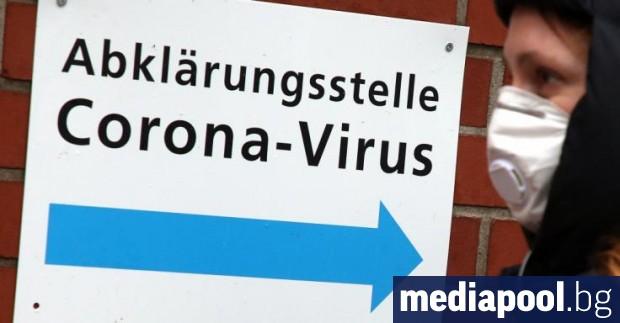 В Германия беше регистриран най-резкият скок в броя на заразените