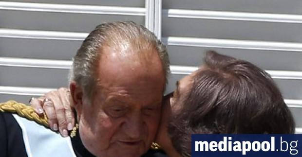 Бившият испански крал Хуан Карлос е отишъл в Доминиканската република,