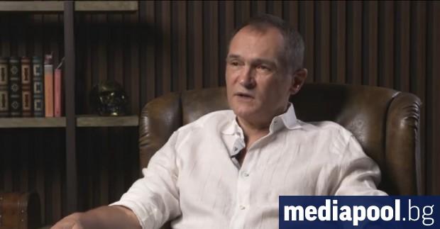 Бизнесменът Васил Божков представи интернет платформа на политическия си проект