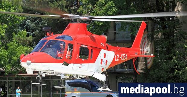 Правителството планира да купи три медицински хеликоптера в рамките на