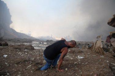 Ливанците са гневни и искат отговори за смъртоносните експлозии