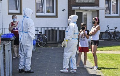 Нови 1449 заразени с коронавируса в Германия