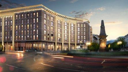 Петзвездният хотел на Златев в София отваря през септември