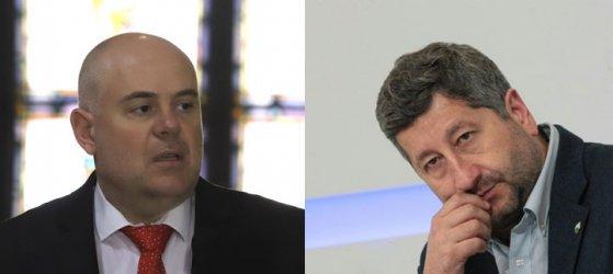 Христо Иванов към прокурорите: Гешев ви свиква като статисти и декор