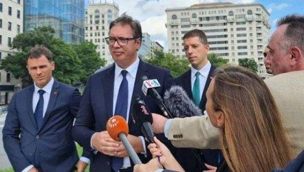 Белият дом обяви, че Сърбия и Косово са постигнали напредък в преговорите