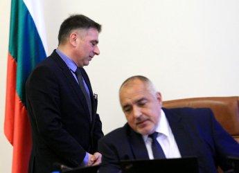 Кирилов си отива, правосъден министър ще е Десислава Ахладова