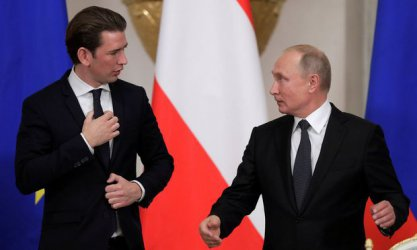 Австрия изгони за първи път руски дипломат