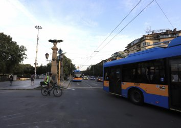 София осъмна разчистена от блокадите