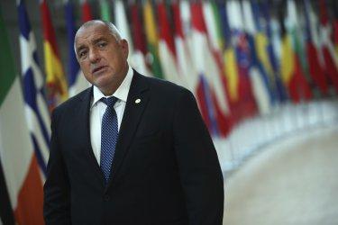 Борисов пак не бил канен да говори за корупцията в Европарламента