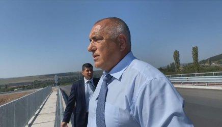 Борисов: Мафията иска да свали правителството, затова няма да подам оставка