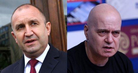 """""""Сова Харис"""": Първи по рейтинг са президентът Радев и партията на Слави Трифонов"""
