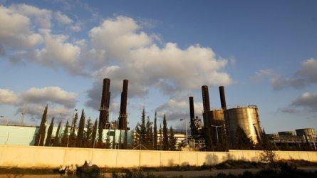Единствената електроцентрала в Газа спря работа