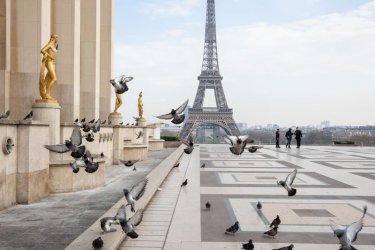 Париж и Марсилия бяха обявени за зони с повишен риск от Covid-19