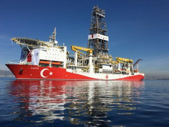 Турция обяви открити 320 млрд. куб. м газ в Черно море