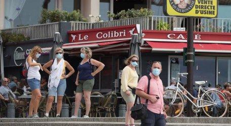 Франция: 10 000 заразени за ден, повече от началото на пандемията