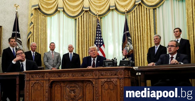 На финалната права преди президентските избори в Съединените щати на