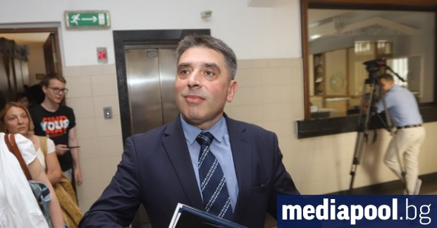 Justice Minister Danail Kirilov resigned today after a one on