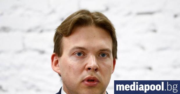 Беларуският опозиционен активист Максим Знак е бил отведен от офиса